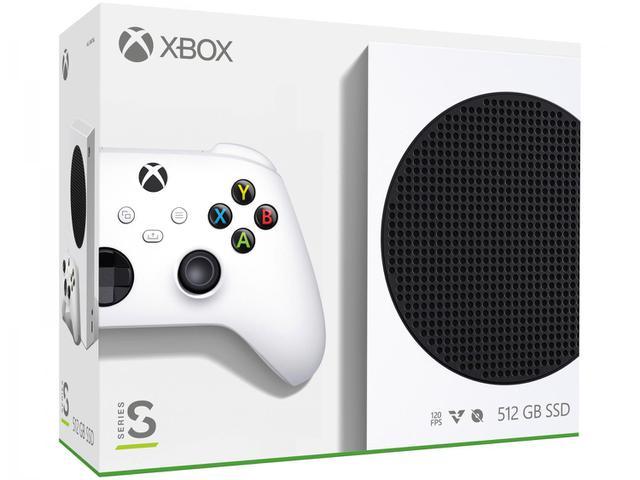 Imagem de Xbox Series S 2020 Nova Geração 512GB SSD