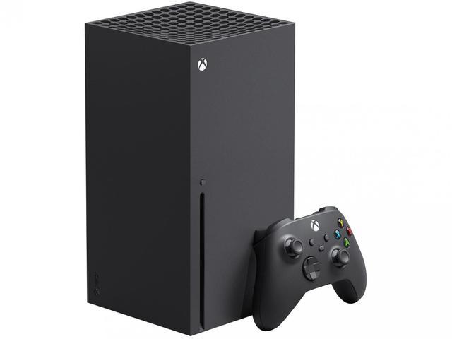 Imagem de Xbox Series X 2020 Nova Geração 1TB SSD