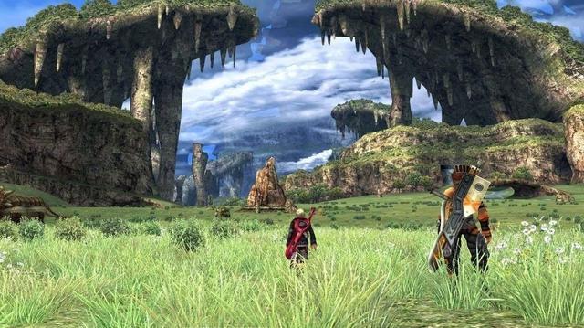 Imagem de Xenoblade Chronicles - Wii