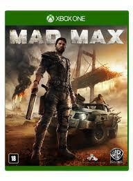Jogo Mad Max - Xbox One - Warner Bros Interactive Entertainment