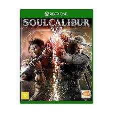 Jogo Soul Calibur Vi - Xbox One - Bandai Namco Games