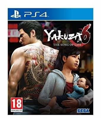 Imagem de Yakuza 6: The Song Of Life - PS4