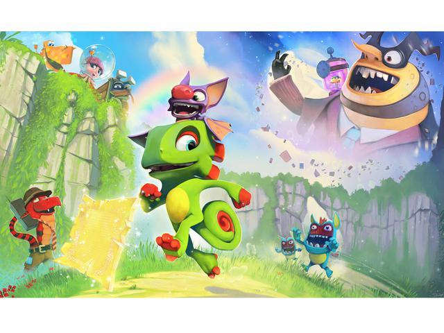 Imagem de Yooka-Layle para Xbox One
