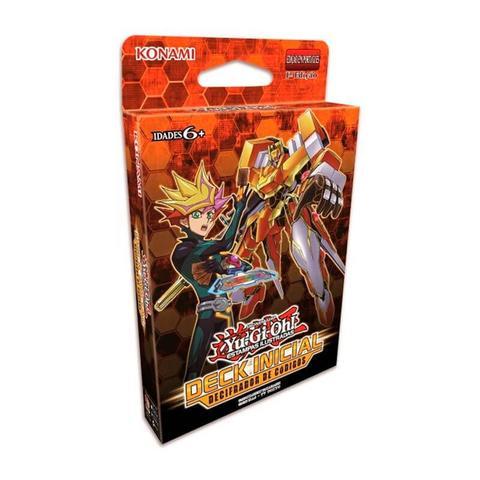 Imagem de Yu-Gi-Oh! Deck Inicial - Decifrador de Códigos