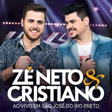 Imagem de Zé Neto  Cristiano - Ao Vivo em São José do Rio Preto - CD