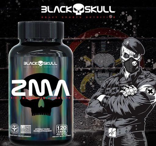 Imagem de Zma 120 Cápsulas - Black Skull