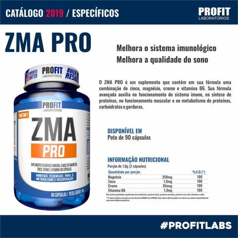 Imagem de ZMA Pro 90 Cápsulas ProFit Labs