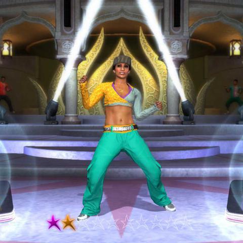Imagem de Zumba Fitness Rush Xbox 360