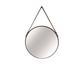 Imagem de Espelho em Metal Preto
