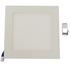 Imagem de Kit 05 Pecas - Plafon Led Quadrado Embutir 12w Branco Frio 6500k Bivolt
