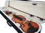 Imagem de Kit Violino Barth Nt 4/4 com Estojo CR, Arco,Breu + Espaleira Shoulder Rest + Afinador Joyo